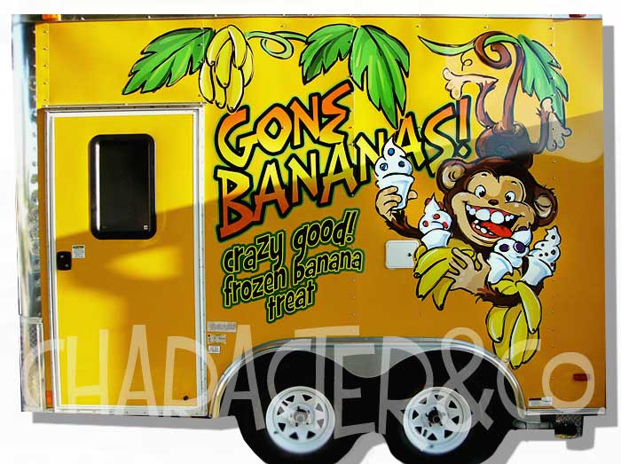 Custom Vehicle Vinyl Graphics
