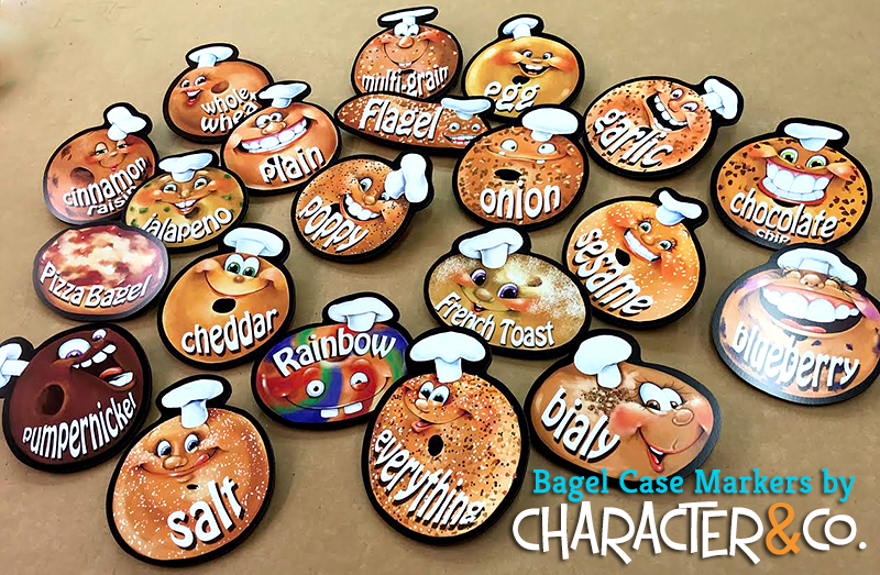 bagel markers examples 72